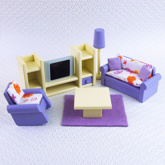 dollhouse living room furniture living room dollhouse furniture set 13263