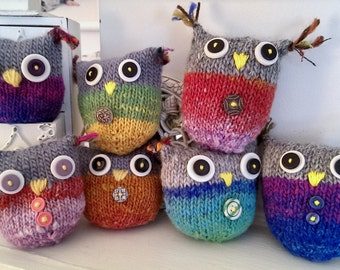 Owl Friends Stuffed