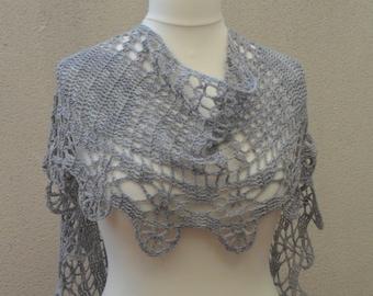 Pattern Pdf Marine shawl crochet