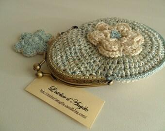 Pattern Pdf  Angèle purse crochet