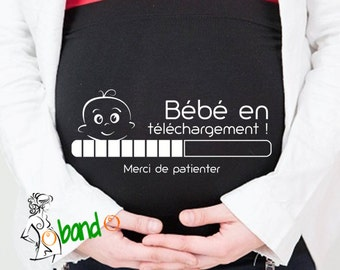 Belly band maternity