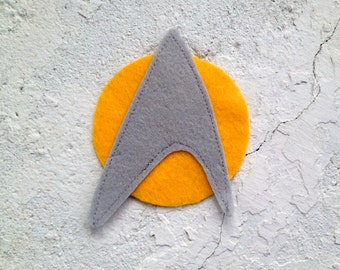Star Trek Sew-On Felt Patch