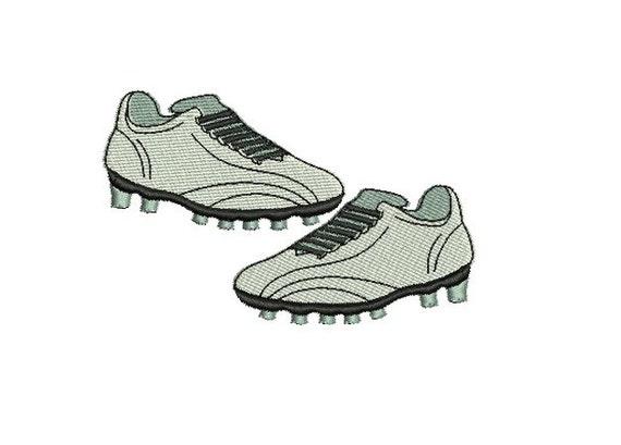 Souliers de Soccer de broderie Machine de téléchargement