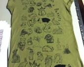A Lot O' Bunnies - T-shirt