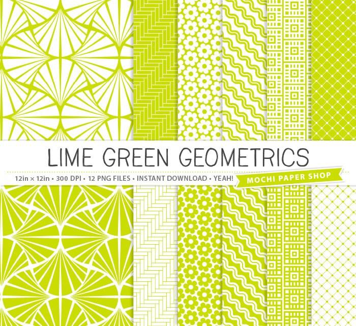 language greenery paper