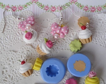 Silicone mold to make your cupcakes