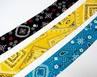 Western Neck Cooler Wrap, Stay COOL Tie Body Head Band Heat Relief Cooling Scarf, Eco Reusable Turquoise Yellow Black Bandana Print iycbrand