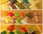 Solvent Resistant Glitter Sample Packs