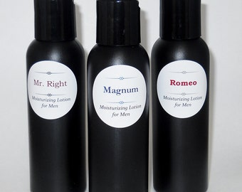 Men's Lotions - Men Need Moisturizing Too! 10+ Awesome Fragrances!