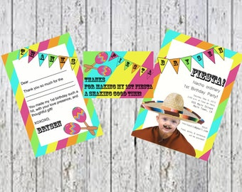 Fiesta 1st Birthday Package