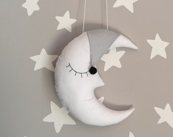 Cushion moon to hang.