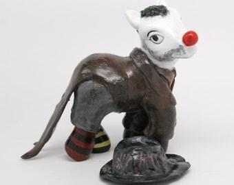 The Devil's Carnival Hobo Clown Pony