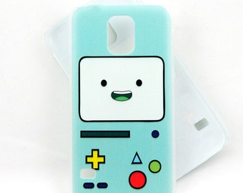 BMO case for Samsung Galaxy S6/S7/S8 phone - Adventure Time Beemo