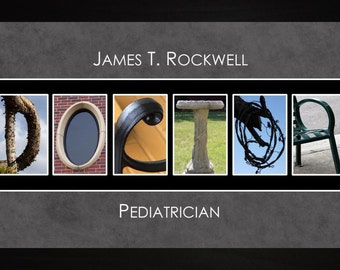 Personalized Art - Doctor Physician Pediatrician Alphabet Photography Letter Wall Art Gift JDOCT