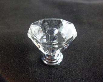 Diamond knobs | Etsy