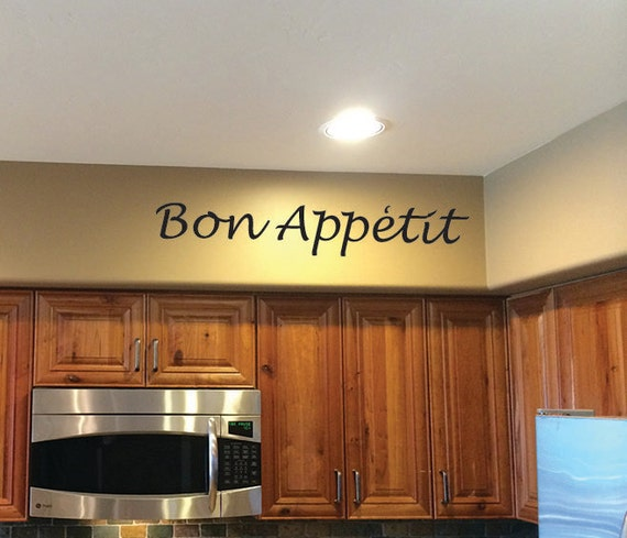 kitchen decorating ideas kitchen wall decor bon appetit