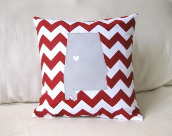 Unique Roll Tide Pillow Related Items Etsy