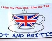 I Like My Men Like I Like...