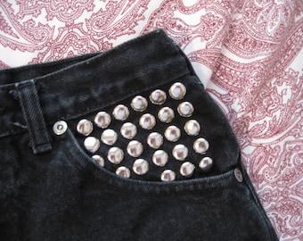 Add Studding to Shorts Purchase