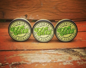 Goon Grease 3-Pack Lockhart's Heavy Hold Pomade