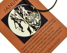 Janus Necklace N10274