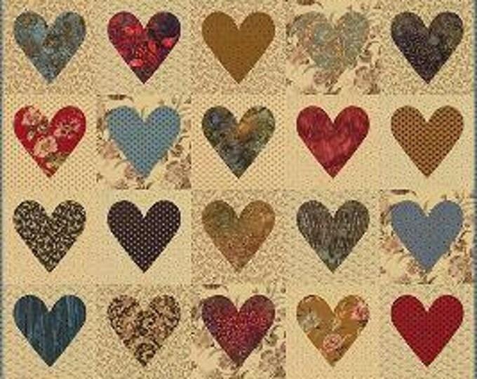 Sweetheart by Laundry Basket  - Pattern