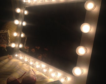 Vanity Lights With Built In Switch : Popular items for lighted mirror on Etsy