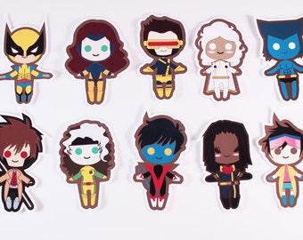 X-Men Sticker Pack