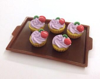 Sweet Cabochon - Cupcake20pcs -  LOT233