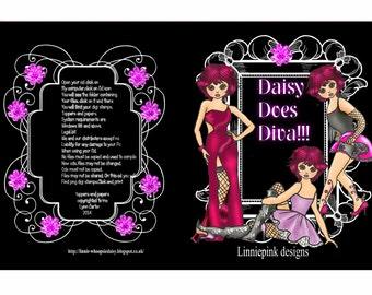 Daisy does Diva Crafting Cd