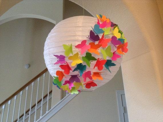 14 Confetti Cupcake Paper Lantern Princess Room Decor