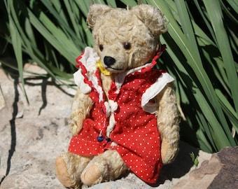 1940s Squeaker Bear