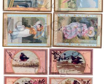 The 4 Seasons Number 1 Digital Download Collage Sheet