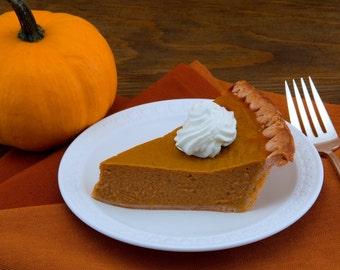 Pumpkin Pie Holiday Scent Home Fragrance Oils Uncut .5(1/2)oz