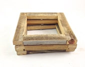 Wooden Frame - Rustic Home Decor - Set of 3 - Fall Home Decor