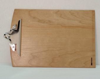 Cherry Hardwood Clipboard