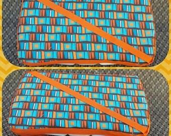 Orange wipe case