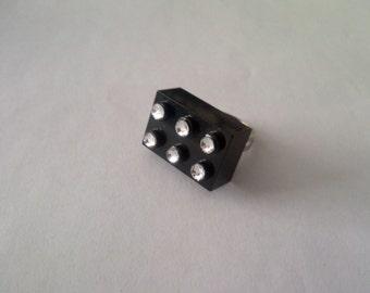 bling lego ring