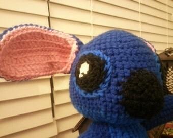 Disney's Stitch Amigurumi