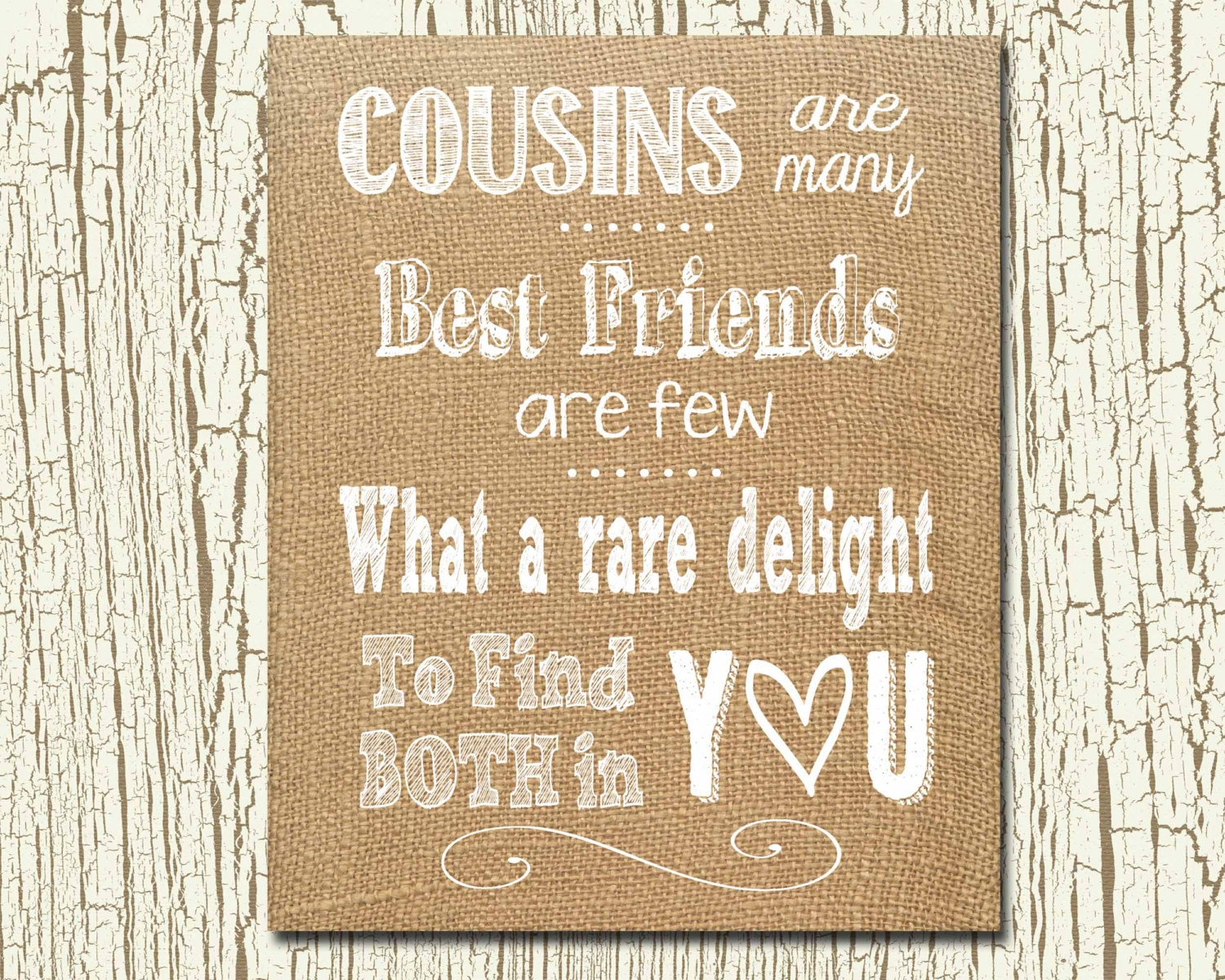 Quotes About Cousin Friendship Tagalog