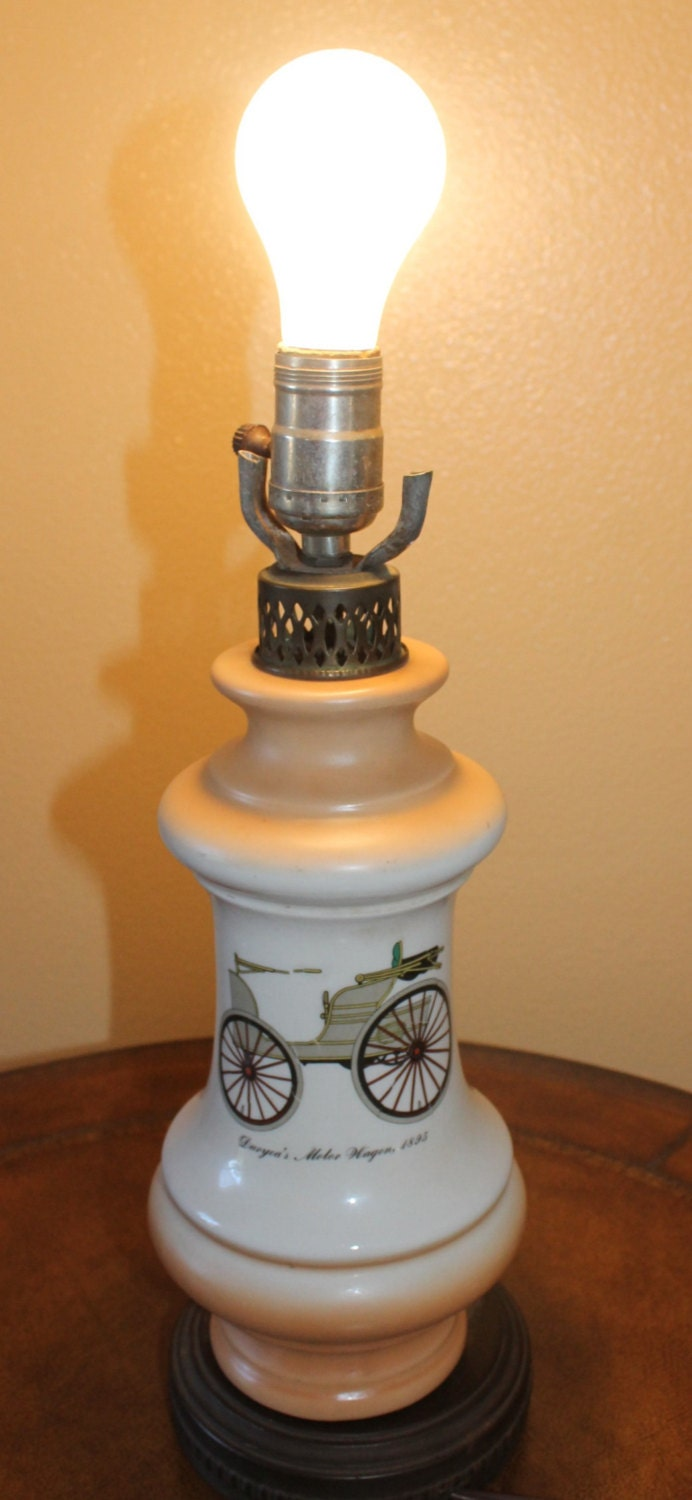 Vintage Leviton Table Lamp By Californiapicks On Etsy