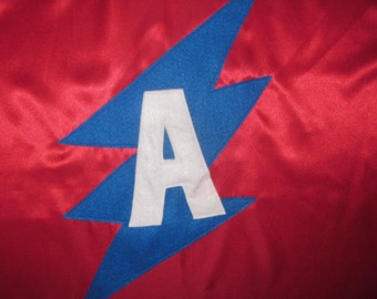 Personalized Kids Superhero Capes -10 for Party favors -FREE SHIPPING, Birthday Favors