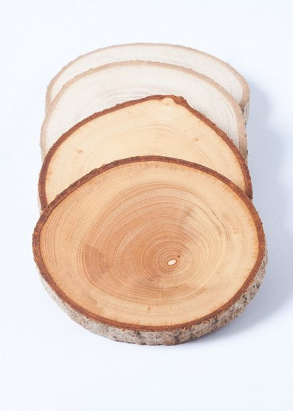 Dischi di legno rustico frassino con olio di lino for Dischi di legno