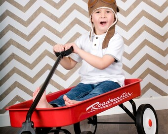 Childrens Aviator Hat