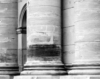 Digital Photography,#0374,architecture wall art,Montreal photography,black and white,photographic print,wall art,art print,photograph,print