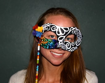 Prismatic Mask