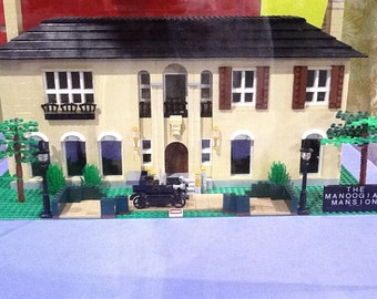 LEGO custom buildings made for you to be a scale replica of your building.