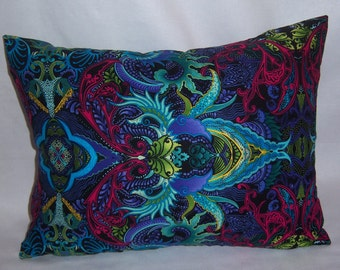 """Abstract Print  Pillow Cover  14"""" x 18"""""""