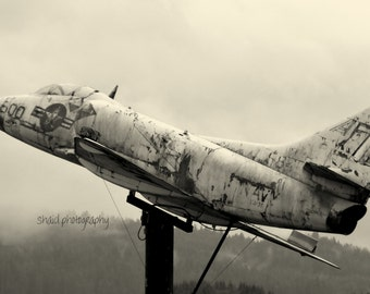 travel airplane black and white photography