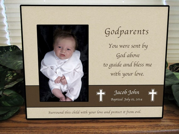 Godparent Keychain Gift For Godparents Gift For: Godparent Gift Baptism Gift For Godparents Baptism Gift